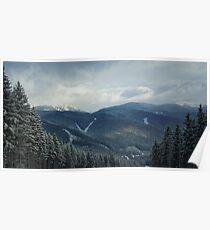 Carpathians Panorama Poster