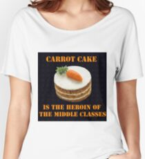 Carrot cake Women's Relaxed Fit T-Shirt