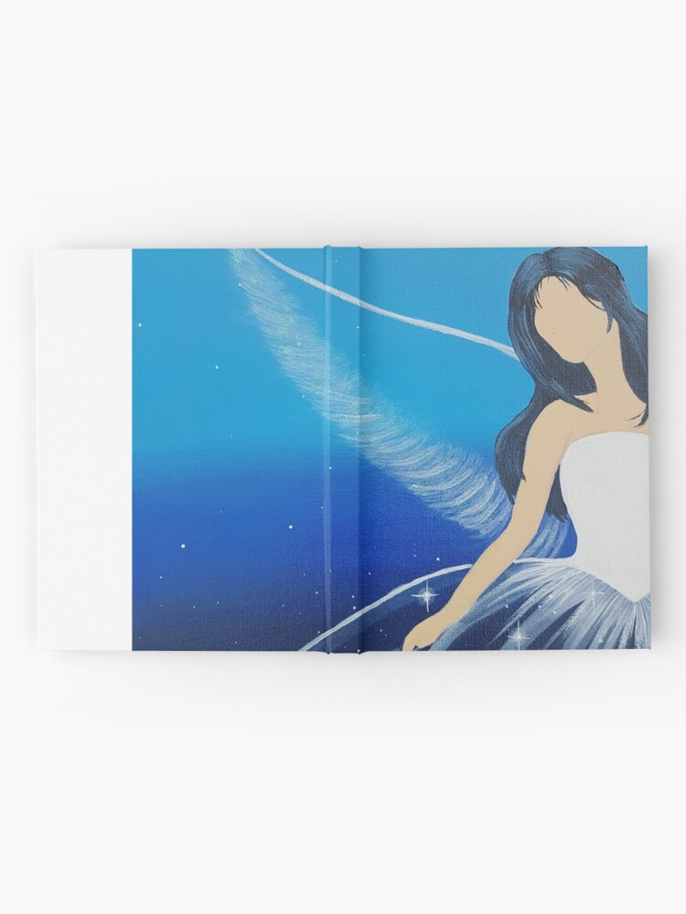 Quot Angel Of The Stars Quot Hardcover Journal By Jaxg71 Redbubble