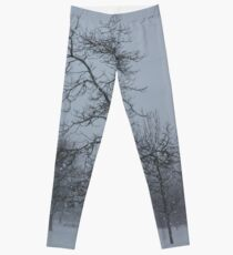 Whispering Snowflakes Leggings