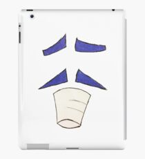 Minimalist Fantasy Man iPad Case/Skin