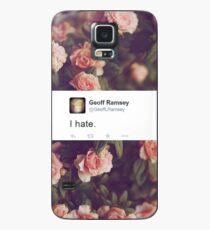 Ich hasse. Hülle & Skin für Samsung Galaxy