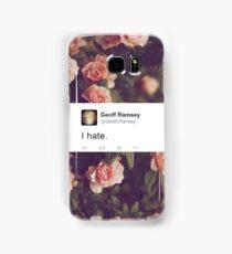 I Hate. Samsung Galaxy Case/Skin