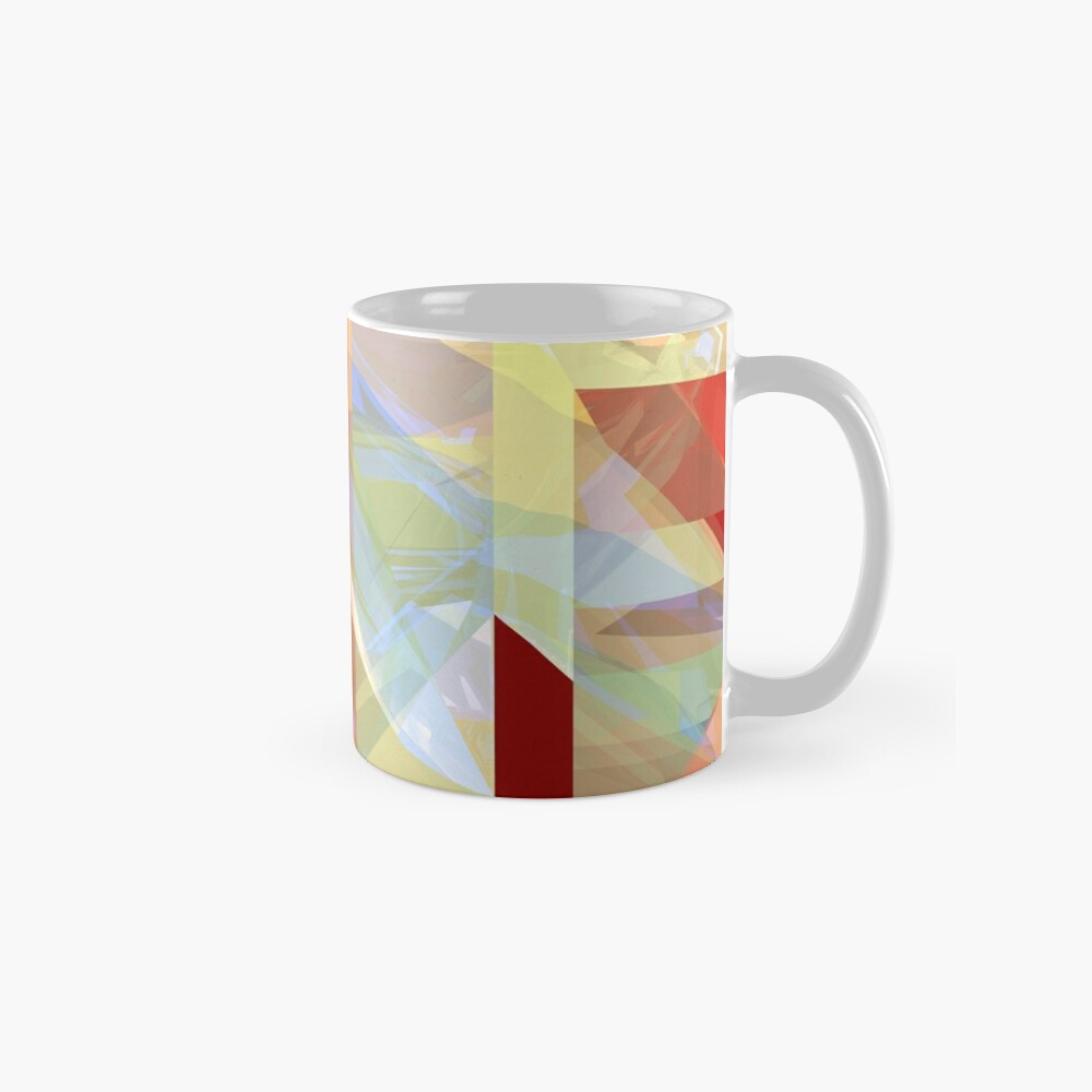 Sunlight Through Curtains Mug