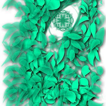 Hiding In your bush by TinaCruzArt1