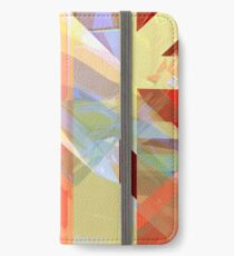Sunlight Through Curtains (intense) iPhone Wallet/Case/Skin