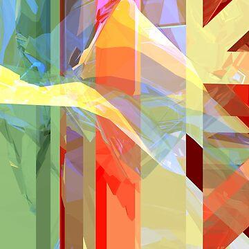 Sunlight Through Curtains (intense) by Kightleys