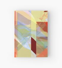 Sunlight Through Curtains (intense) Hardcover Journal