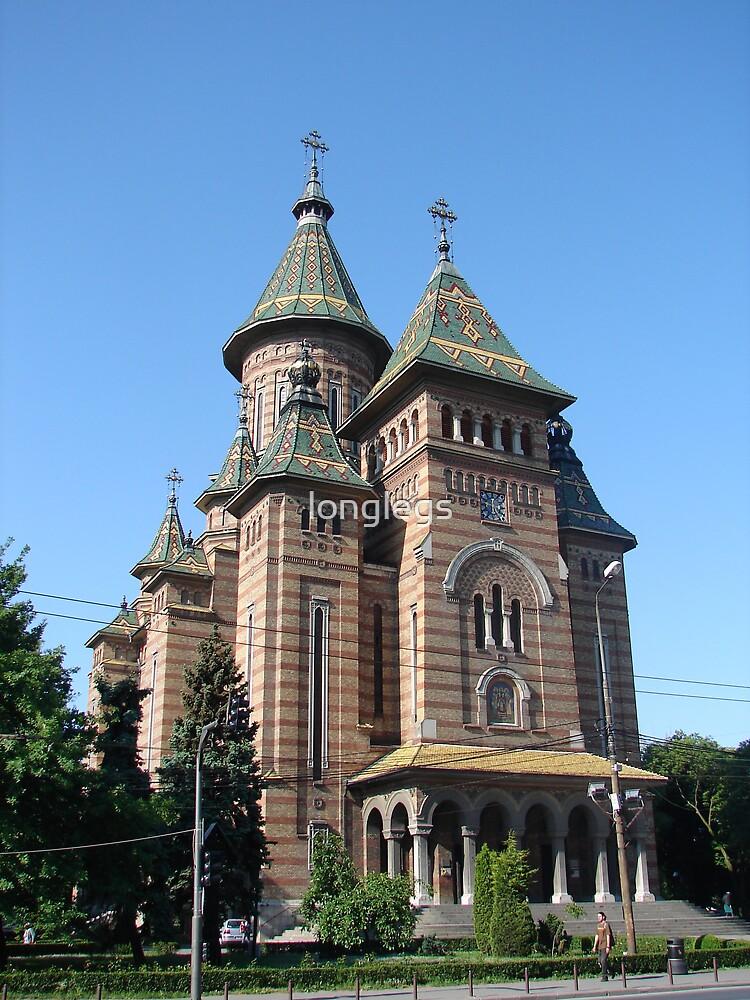 Greetings from Timisoara, Romania by longlegs