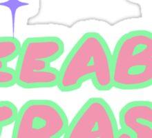 Weeaboo Trash (Sticker) Sticker