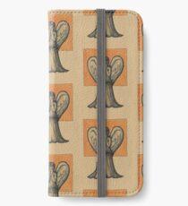 Weeping Angel iPhone Wallet/Case/Skin