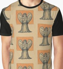 Weeping Angel Graphic T-Shirt