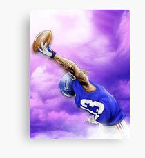 - ONE HAND CATCH - Canvas Print