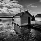 Lake Wendouree by Christine Wilson