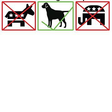 Dog Politics by KidCorgi