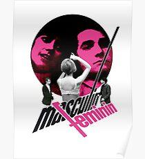 Masculin Poster