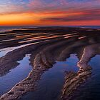 Low tide  by Jessy Willemse