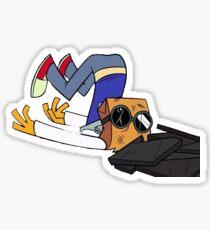 wham  Sticker