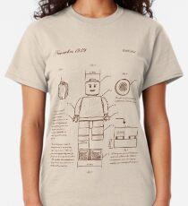 Leonardo Da Vinci Lego Classic T-Shirt