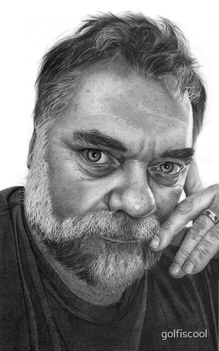 Armin Mersmann Portrait by golfiscool