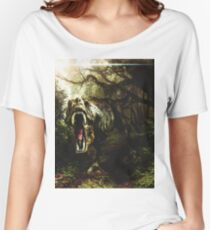 Jurassic Park Women's Relaxed Fit T-Shirt