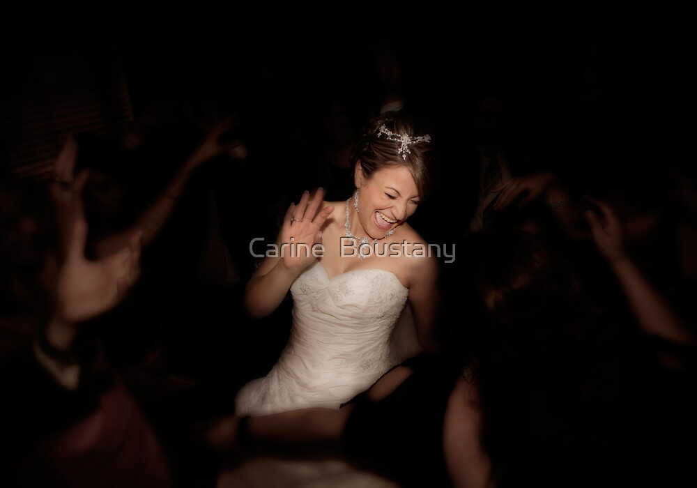 Wedding Party by Carine  Boustany