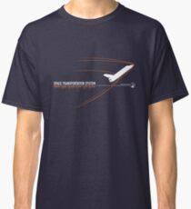 SPACE SHUTTLE Classic T-Shirt