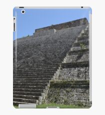 Templo Mayor at Uxmal iPad Case/Skin