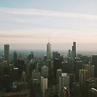 URBAN EXODUS 360 CHICAGO UNITED STATES MODERN PRINTING 1Pc #27222276 by happyhouzz