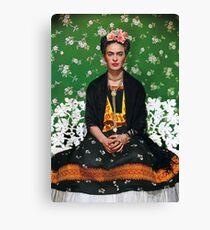 Frida Kahlo Vouge Cover-Poster von hoher Qualität Leinwanddruck