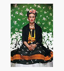 Frida Kahlo Vouge Cover poster high quality Photographic Print
