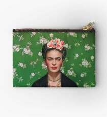 Frida Kahlo Vouge Cover poster high quality Studio Pouch