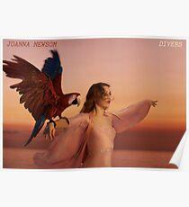 Joanna Newsom - Divers | Album Poster Poster