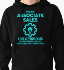 ASSOCIATE SALES - NICE DESIGN 2017 Pullover Hoodie