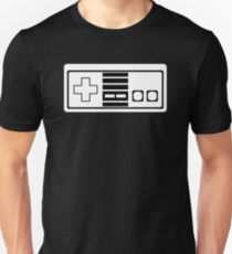 Nes - 8bit retro gamer T-Shirt