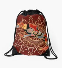 Mochila de cuerdas Red Lion Batik