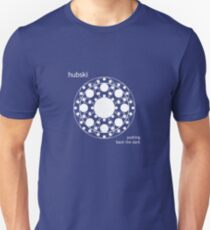 Fractubski White 1 Unisex T-Shirt