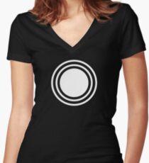 Havok Women's Fitted V-Neck T-Shirt