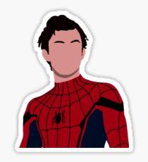 Tom holland, peter parker New Design Sticker