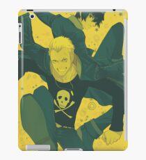 Kanji and Naoto  iPad Case/Skin