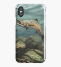 Rainbow Trout iPhone Case/Skin