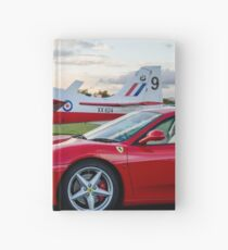 The Racers - Air and Road! Hardcover Journal