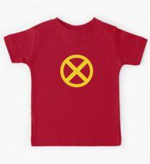 X Logo Kids Tee