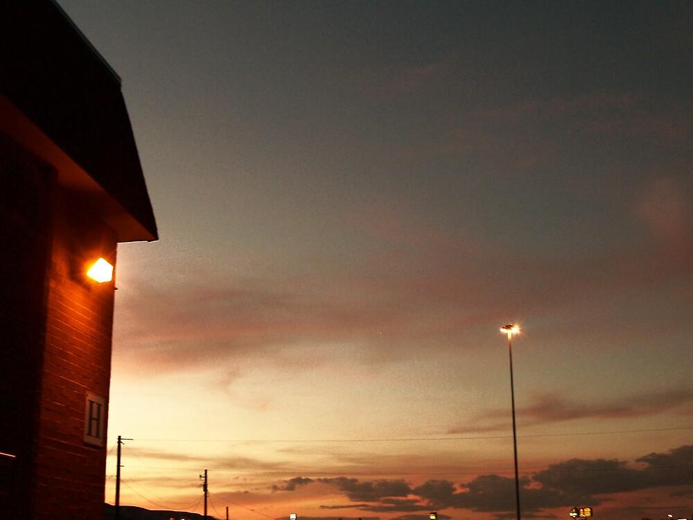 sunset romance by David owens