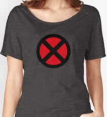 X Logo Women's Relaxed Fit T-Shirt