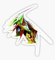 Fantails Sticker