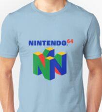 Nintendo 64 Merchandise Unisex T-Shirt