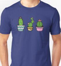 Cacti cactus Slim Fit T-Shirt