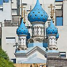 Orthodox Architecture by phil decocco