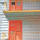 Doors And Balconies by phil decocco